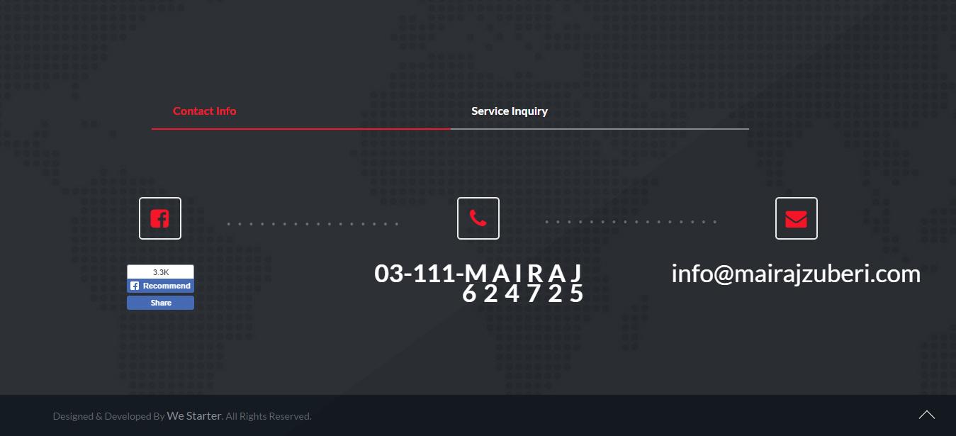 mairaj on web feature 1